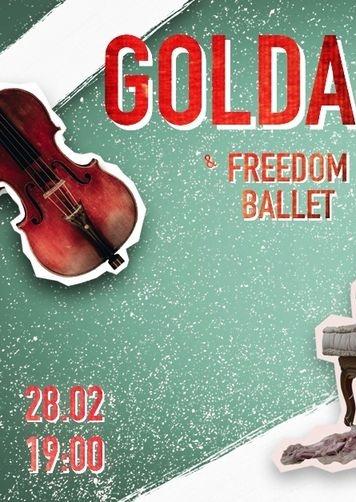 GOLDA | Yiddish Jazz Show